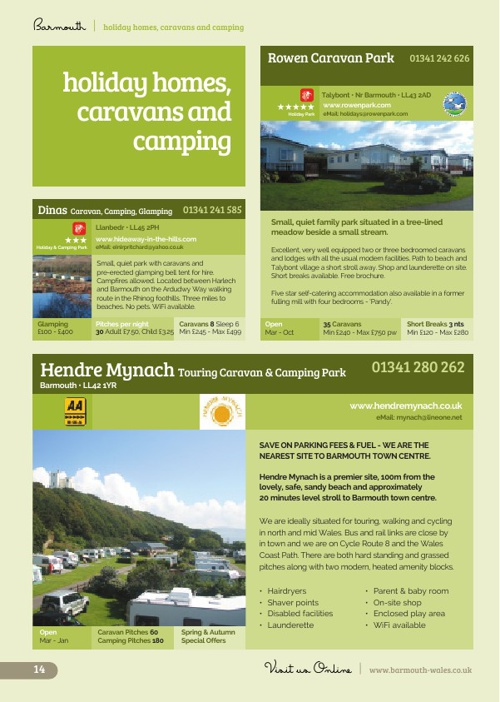 Barmouth Brochure 2013 - Part 2