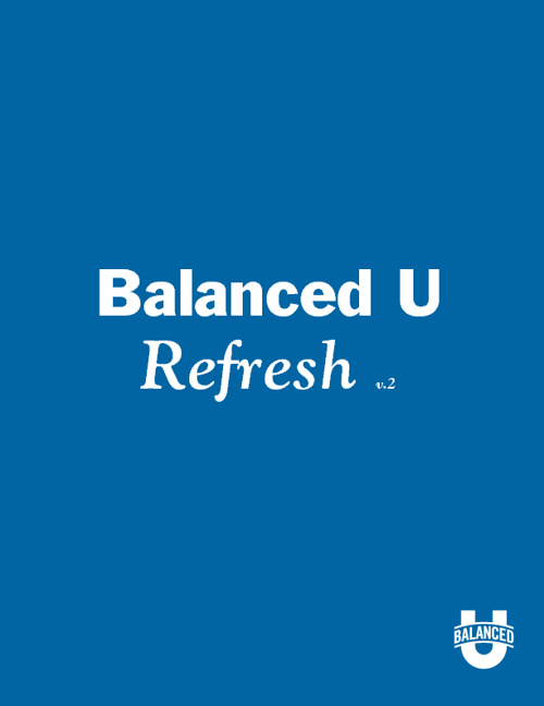 Balanced U Revision 2