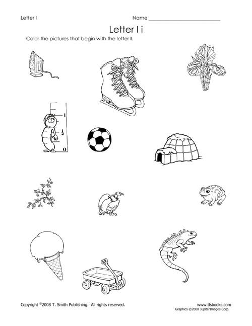 Kindergarten Homework Book