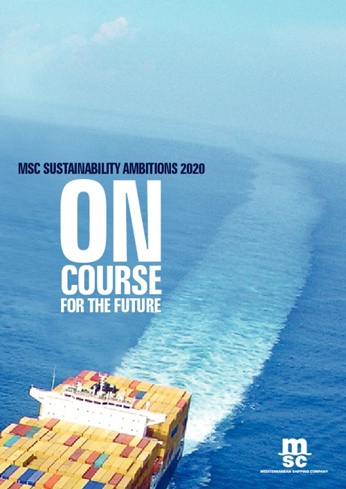 MSC Sustainability Ambitions 2020 - Light Version
