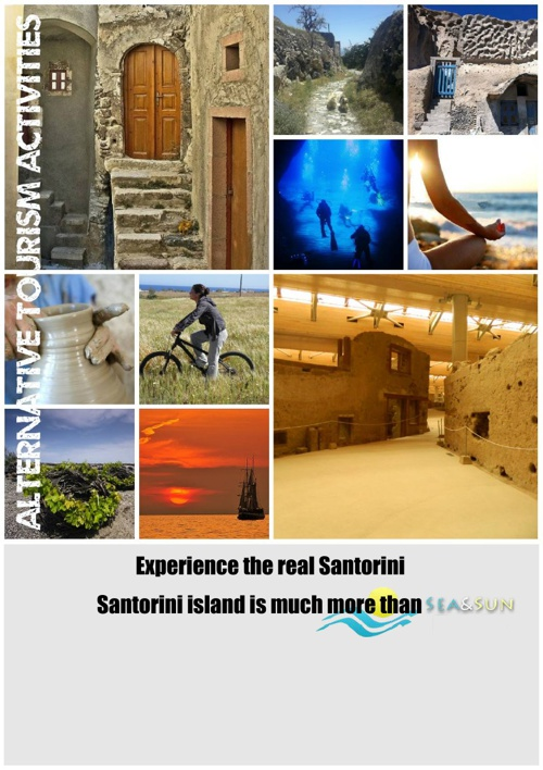 Alternative Tourism Activities