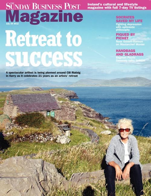 SBPost Magazine July 2012