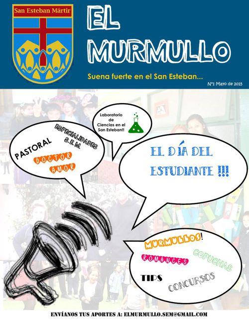EL MURMULLO MAYO