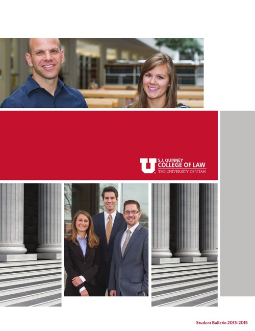 2013 - 2015 Student Bulletin
