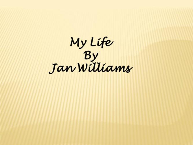 Jan Williams