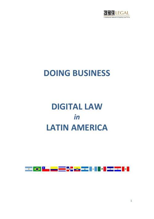 Doing Business - Digital Law