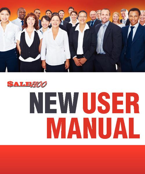 SaleHoo New User Manual