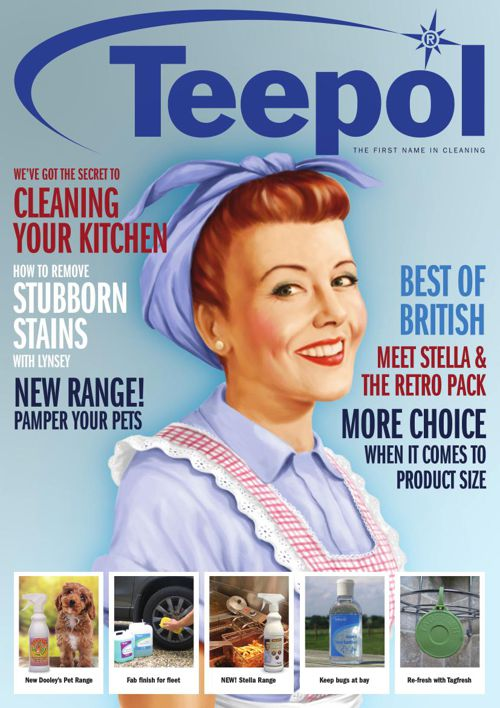 Teepol Catalogue