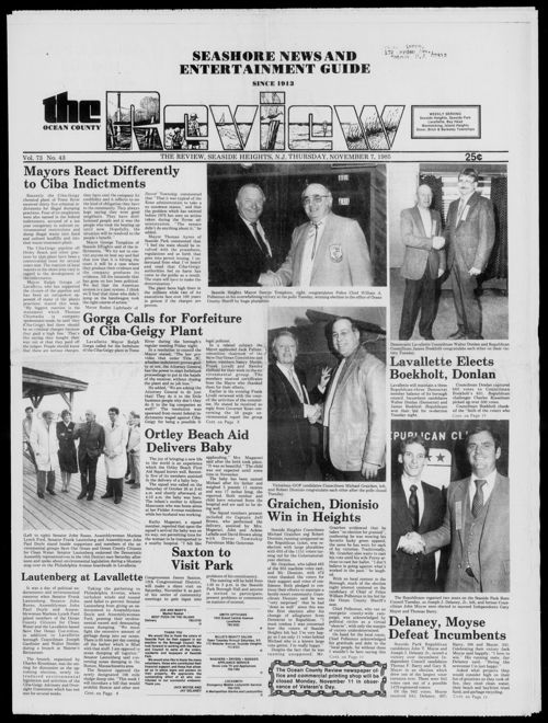Review November 1985