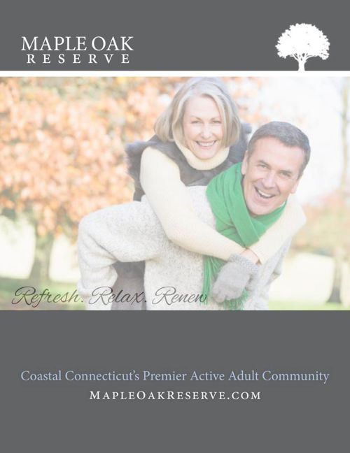 Maple Oak Reserve: Informational Brochure