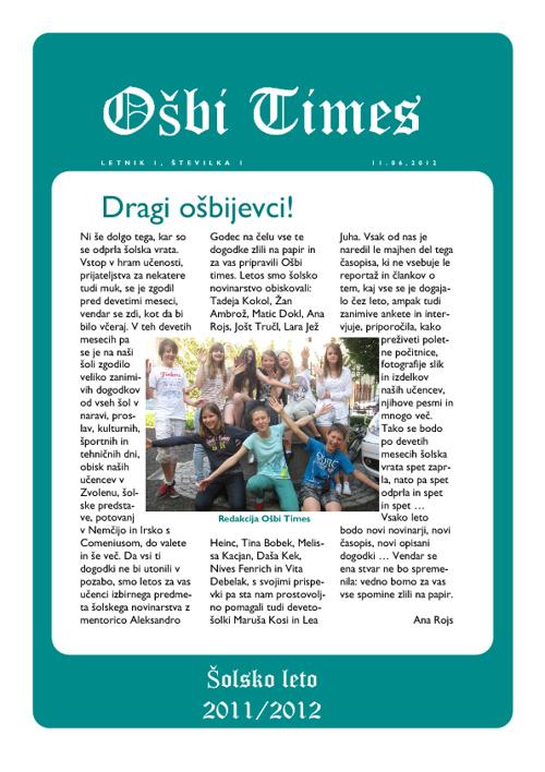 Ošbi Times