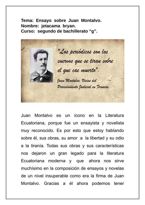 Juan Montalvo(1)