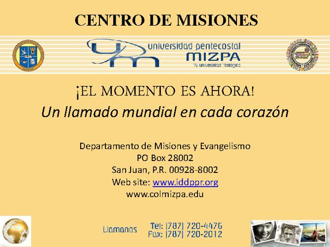escuela de misiones