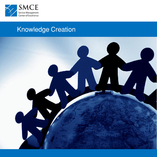 SMCE - Knowledge Creation
