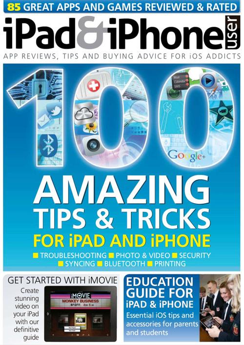 Ipad - Iphone user Nov 2012