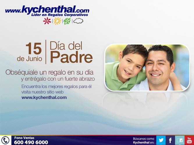 Kychenthal Día del Padre