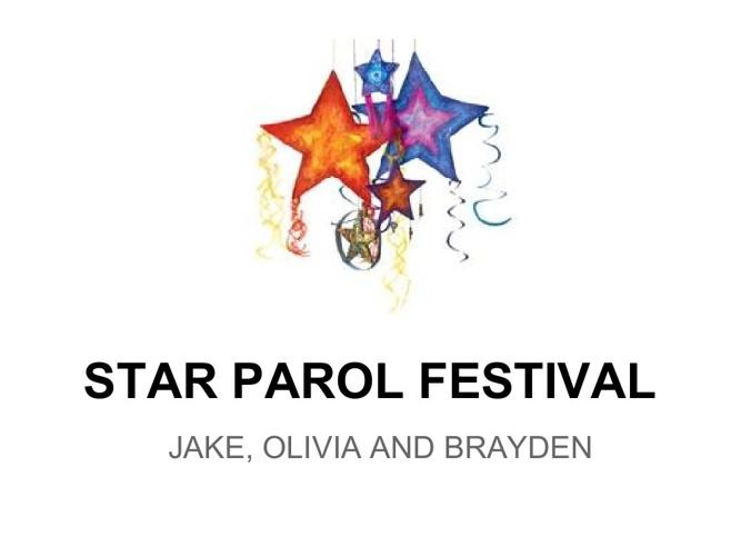 Star Parol Festival