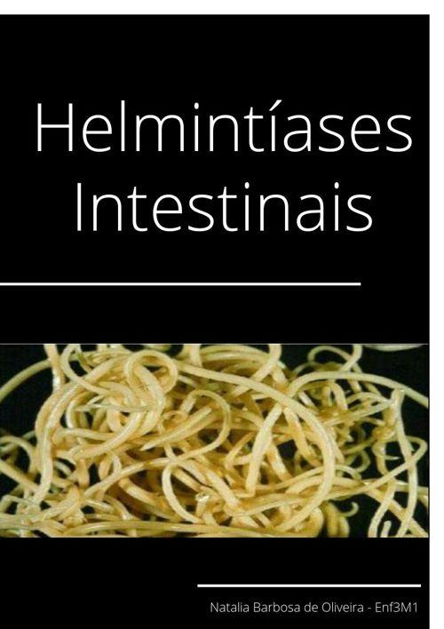 Helmintíases Intestinais