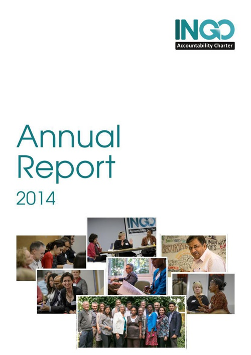 Charter Annual Report 2014