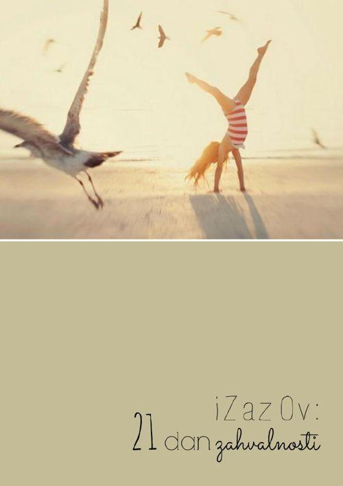 Izazov: 21 dan zahvalnosti