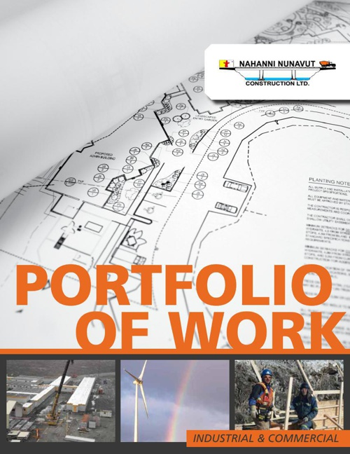Nahanni Nunavut Construction Portfolio