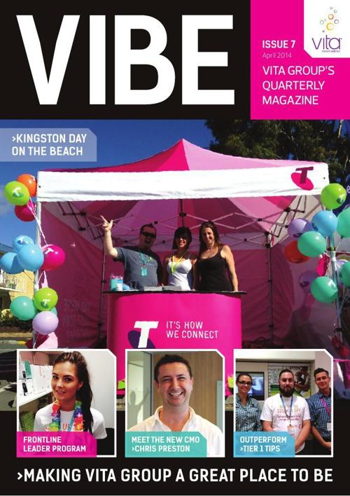 VIBE Magazine - April 2014