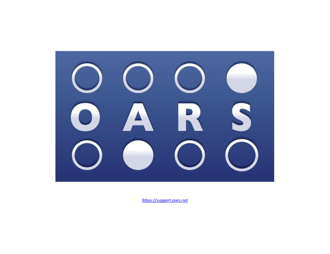 OARS Sample Reports