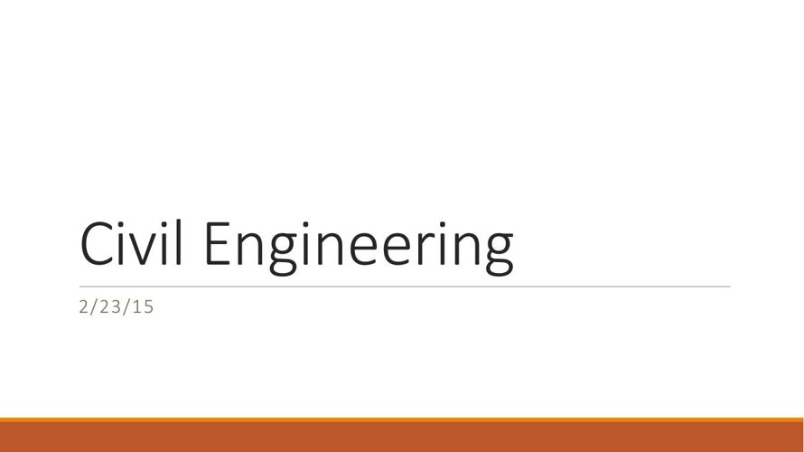 WD Career Civil Engineer Current Event
