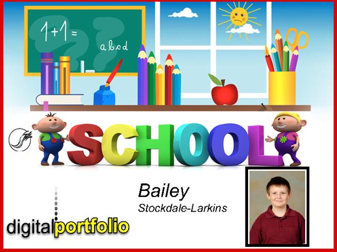 Bailey's Portfolio