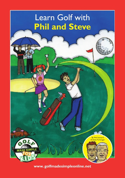 Learn Golf with Steve and Phil (Lap tops and IPads)