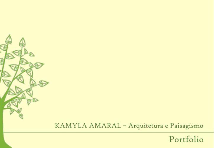 Portfolio - Kamyla Amaral