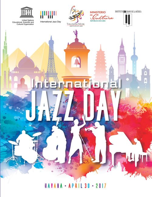 2017 International Jazz Day All-Star Global Concert Program