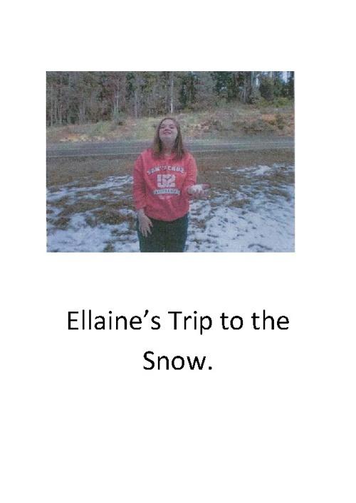 Ellaine's Trip to the Snow