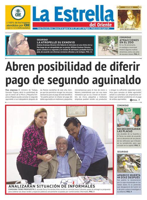 Edición 20-08-2015