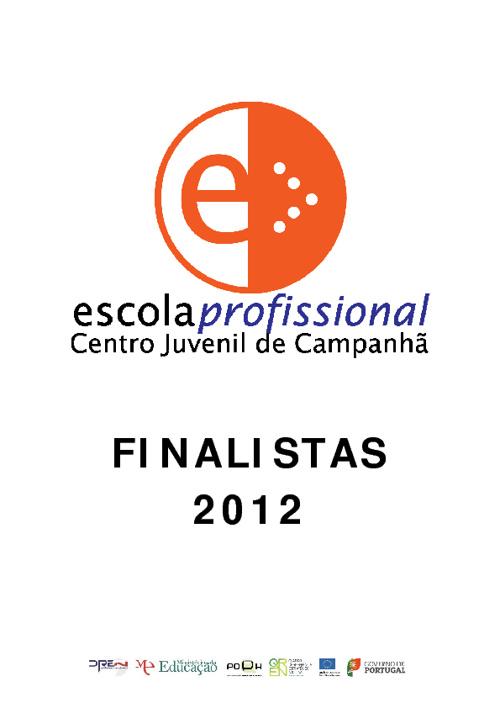 Finalistas 2012
