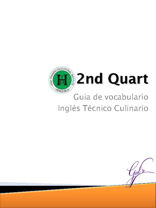 2nd Quart