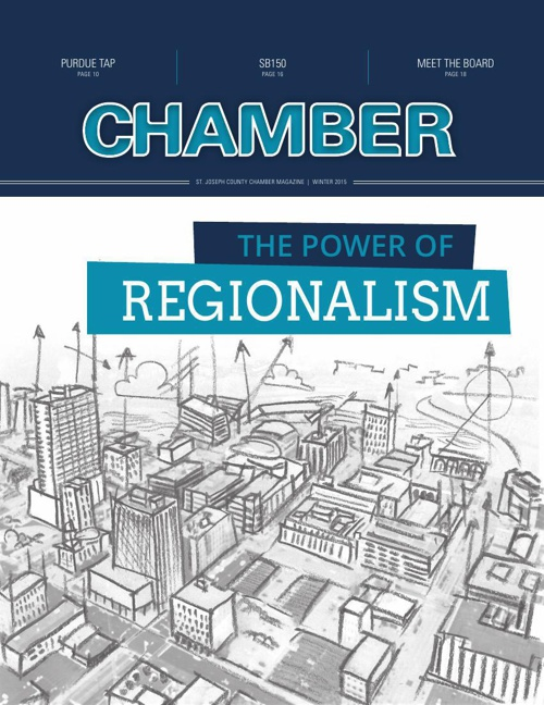 Chamber Magazine, Winter 2015: The Power of Regionalism