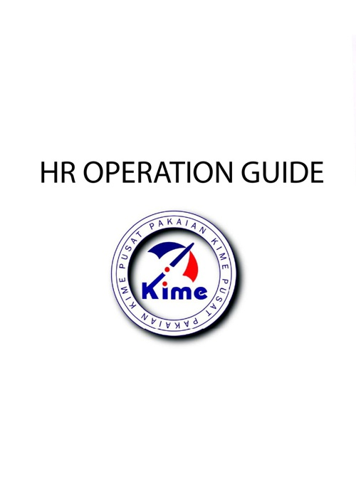 Hr Operation Guide