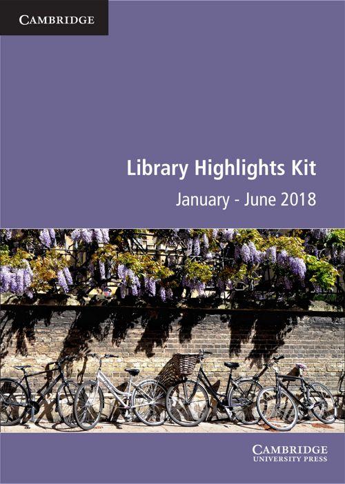 Library marketing highlights kit   Jan  - June  2018 WEB VERSION