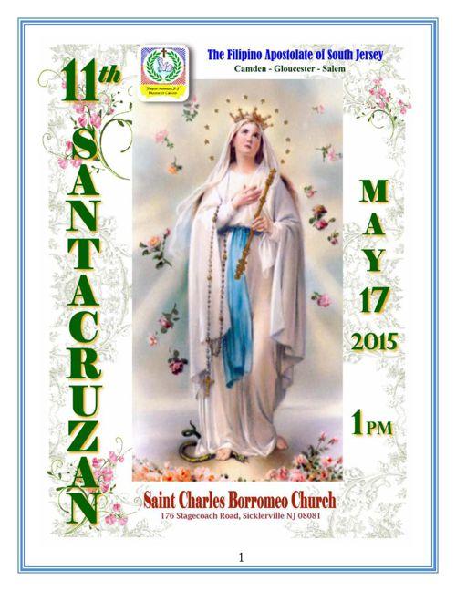 Missa for Santacruzan 2015 - Draft 3