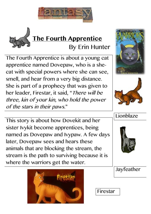The Fourth Apprentice