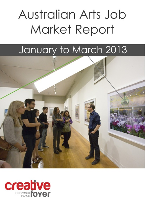 Report: Jan to March 2013