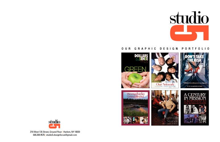 Studio 5 Magazine