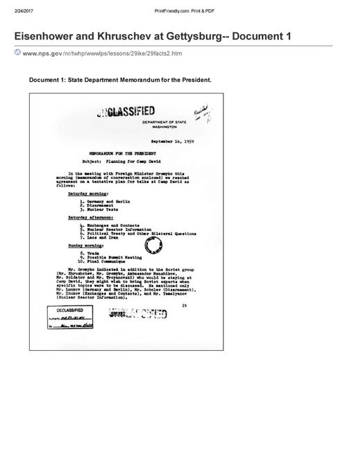 Unclassified documents
