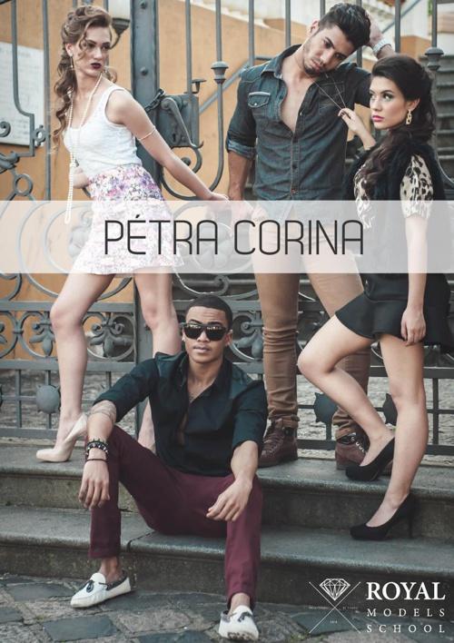 Editorial Pétra Corina