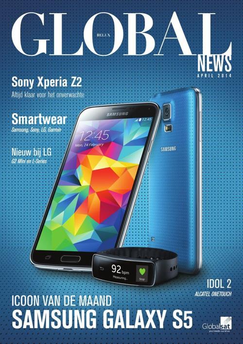 GLOBAL NEWS APRIL 2014