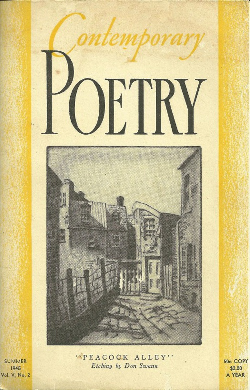 Contemporary Poetry 1945