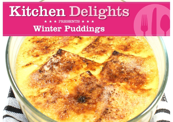 Kitchen Delights Winter Puddings
