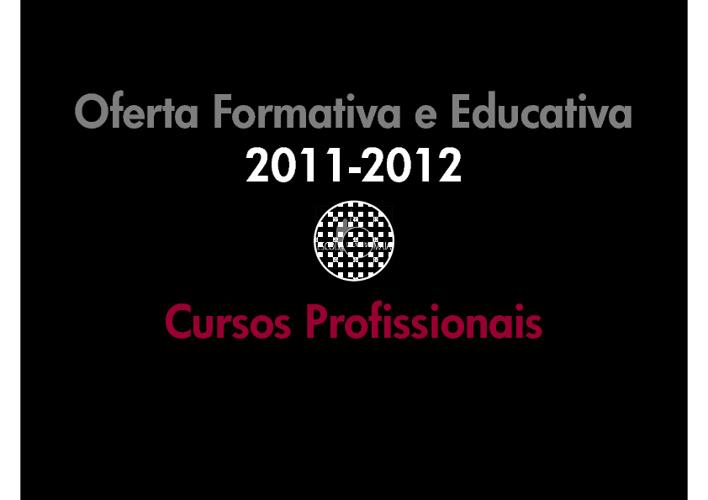 Oferta Formativa e Educativa 2011_2012