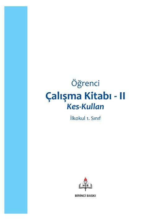 Öğrenci Çalışma Kitabı